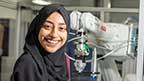 Ayesha – Mechanical Engineer