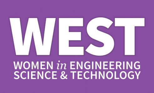 Women in Engineering Science & Technology Logo