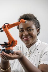 Audrey - robotics