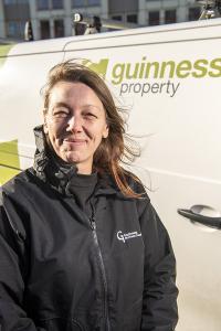 Geraldine - apprentice electrician