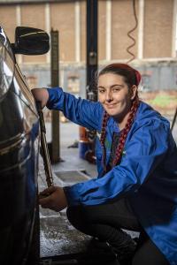 Saffire - car mechanic