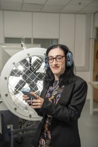 Sophie - aerospace engineer